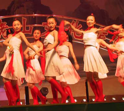 Chinese Quyi-children Performance