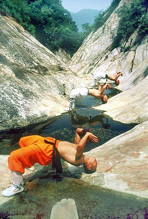 Culture Understanding--Martial Exercise