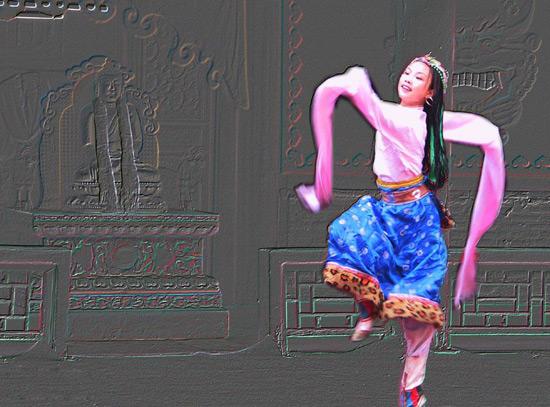 Folk Dance Show-Chinese Dances