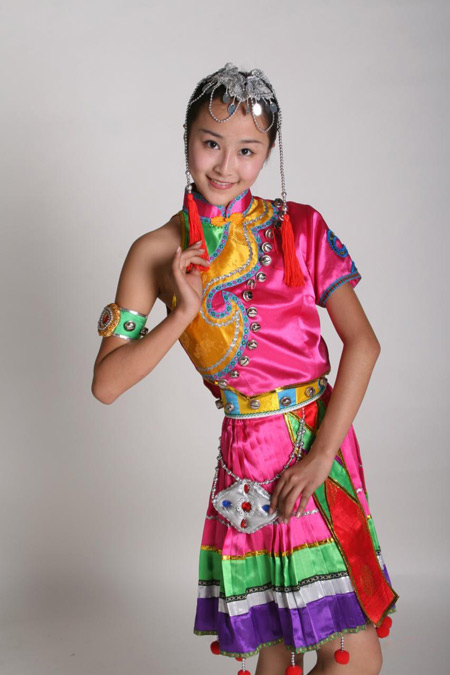 Chinese Dances of Folk