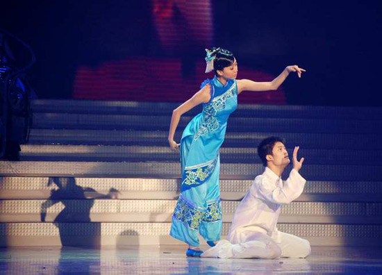 Chinese Dances Show