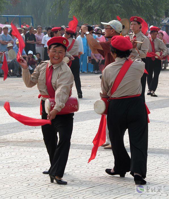 yangko-Chinese Dances