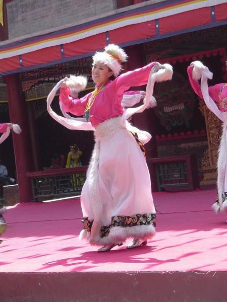 Chinese Dances Appreciation