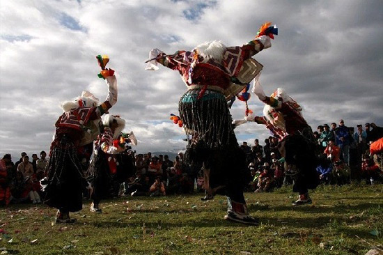 Chinese Dances-Mongolia Folk Dance