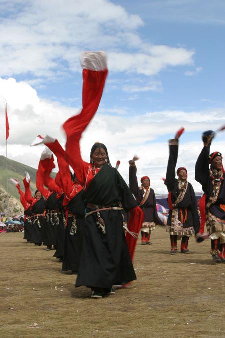 Tibet Chinese Dances