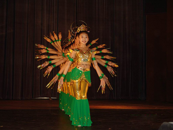 Chinese Dances of Thousand-Hand