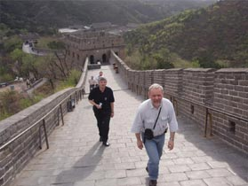 Great Wall of China, Wall Hiking, Tours in Beijing