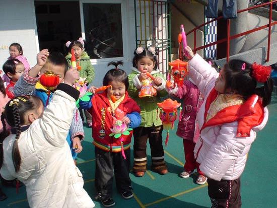 Chinese Lantern Festival-Lantern Tour