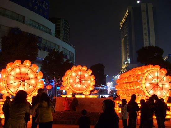 Chinese Lantern Festival-Lantern on the Square