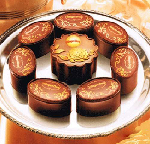 Chinese Mid-Autumn Festival-Mooncake