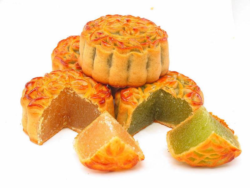 Mid-Autumn Festival-Delicious Mooncake