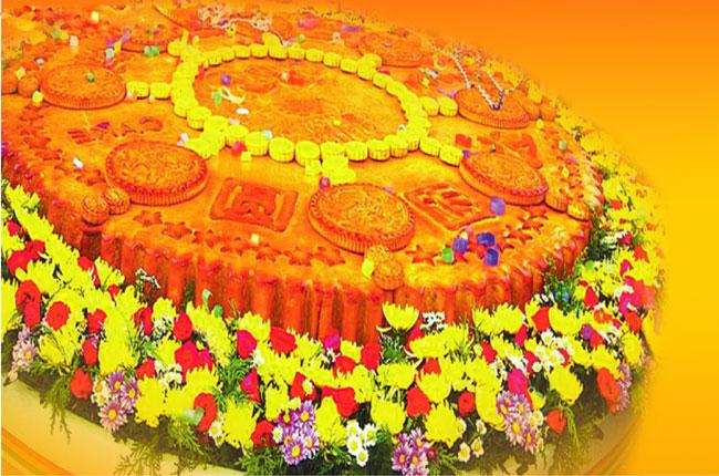 Mid-Autumn Festival-Big Mooncake