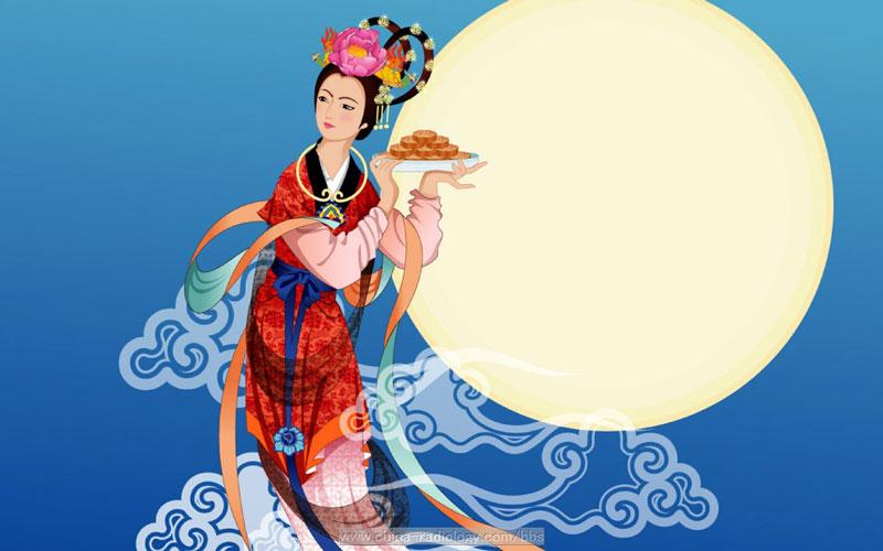 Mid-Autumn Festival-Chang'e