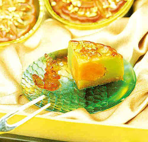 Mid-Autumn Festival-Piece of Mooncake