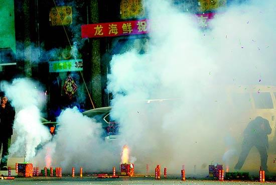 Firework-The Spring Festival