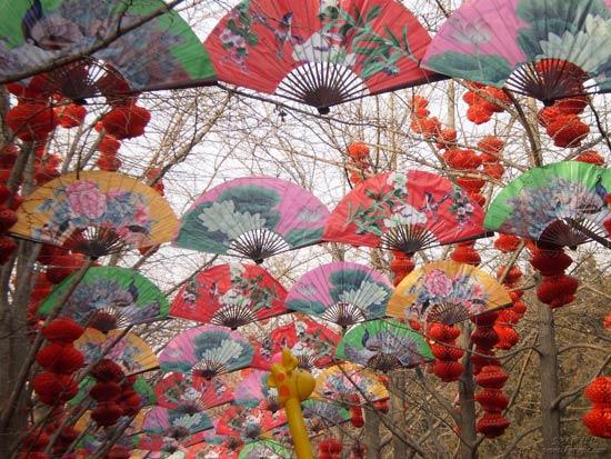 The Spring Festival Celebration