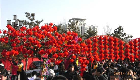 The Spring Festival-Red Lantern