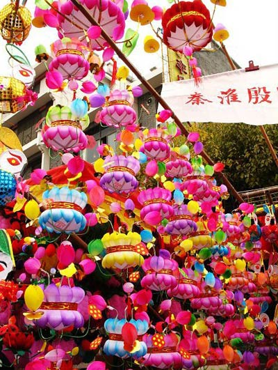The Spring Festival Decorations