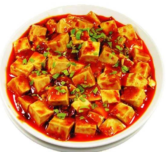 Sichuan Food-Mapo Beancurd