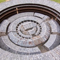 Chengqi  Building, Fujian Tulou Photos