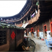Gongqing Lou, Fujian Earth Buildings