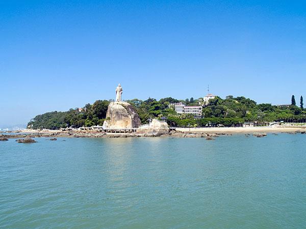 gulang island china