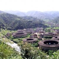 Hekeng Tulou Cluster