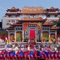 Mazhu Temple in Meizhou