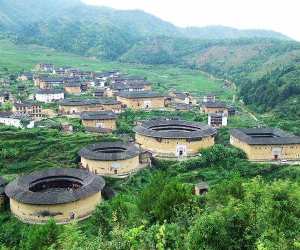 Chuxi Tulou Group