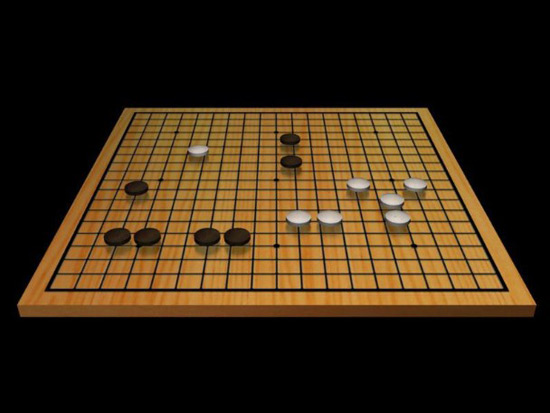 Chinese Games-the Game of Go