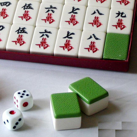 Chinese Mahjong Games