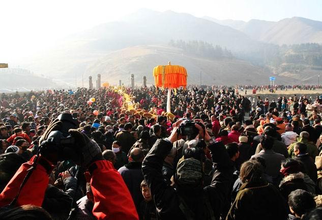 Gansu Monlam Prayer Festival