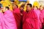 Lama at Monlam Prayer Festival