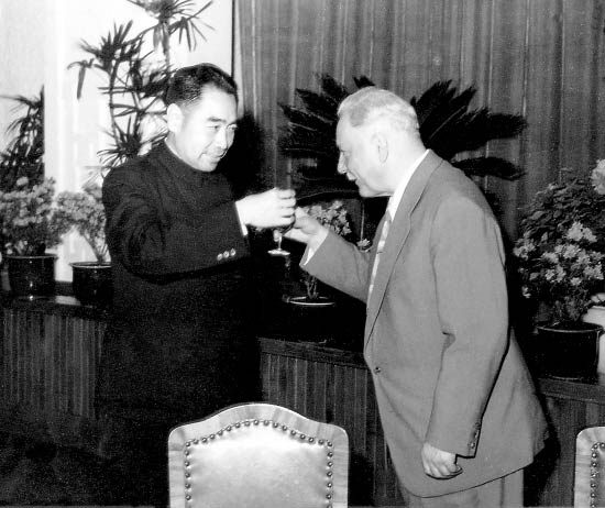 China Diplomacy 23