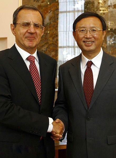 China Diplomacy 32