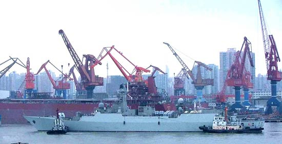 China Industry-Harbor
