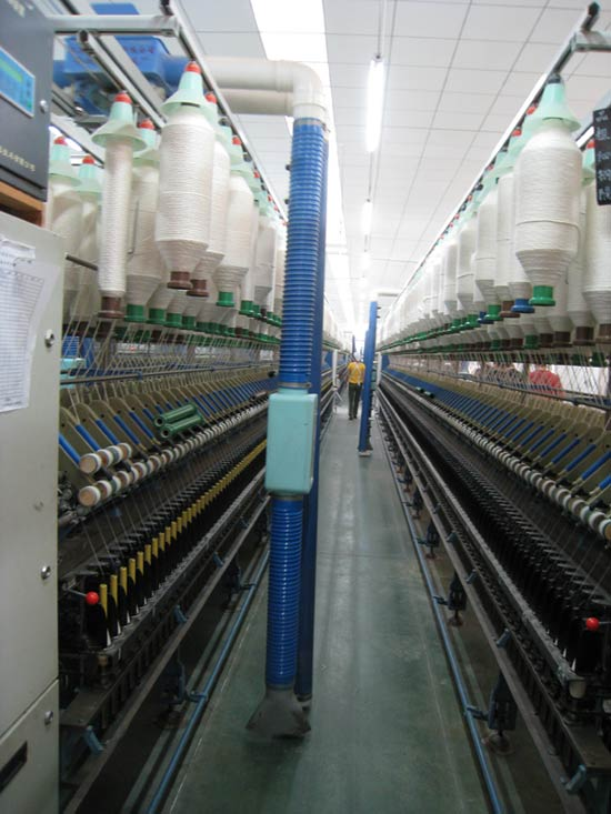 Interior of China Industry