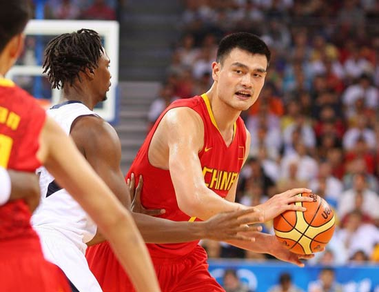 China Sports-Yao Ming,Basketball