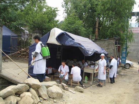 Sanitation & Health in China 13