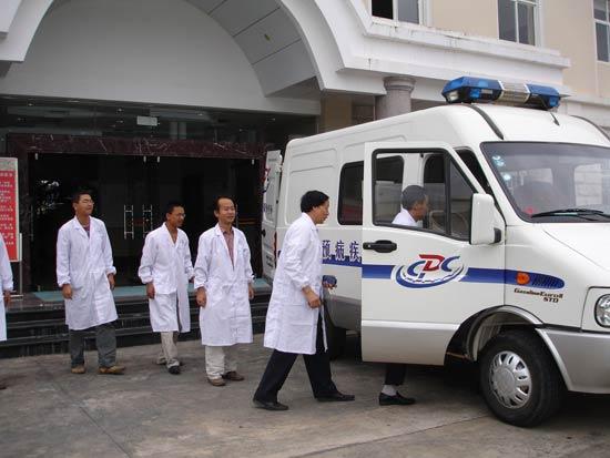 Sanitation & Health in China 4