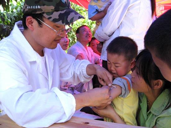 Sanitation & Health in China 19