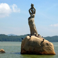Zhuhai Fisher Girl Statue