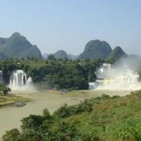Detian Water Falls