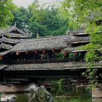 Guangxi Ethnic Relics Centers China