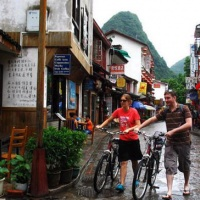 Yangshuo Bike Riding, Guilin Tours