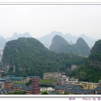 Diecai Hill, Guilin Tours