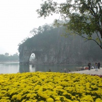 Guilin Elepant Trunk Hill