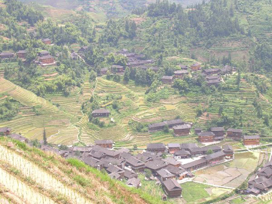 Longshengyao Villages
