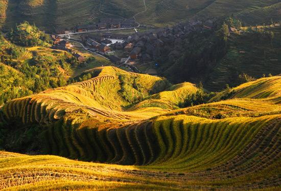 Longshengyao Villages
