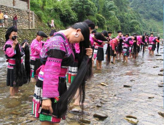 Longsheng Yao Village